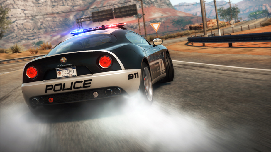 Need for speed hot pu