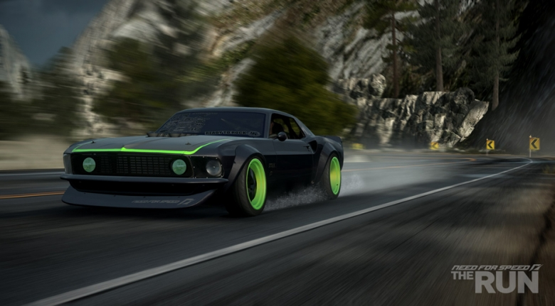 Need for speed - official