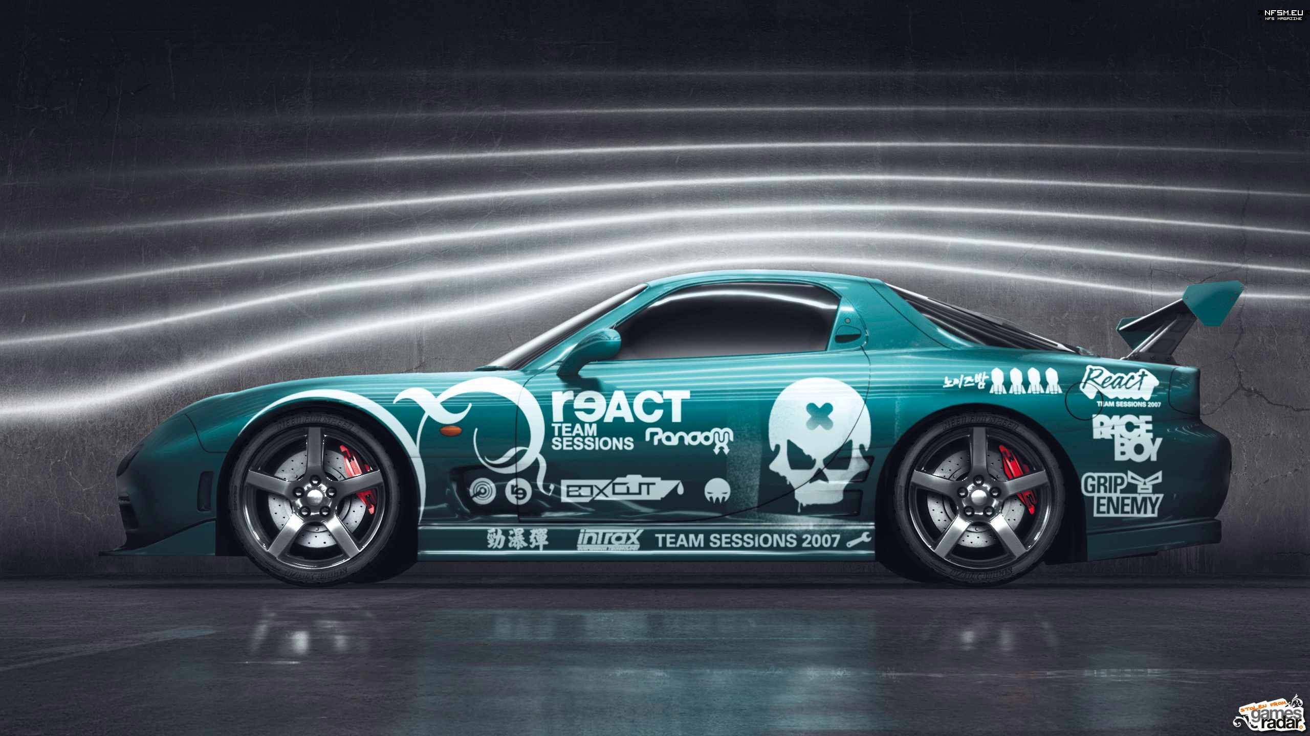 Need for Speed Pro Street APPCRASH - Tuxoki