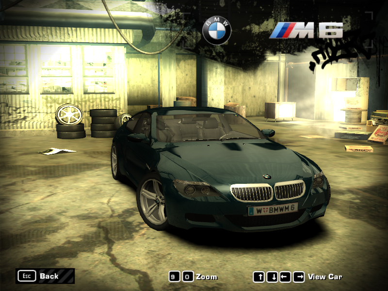 Need for speed most wanted мод скачать