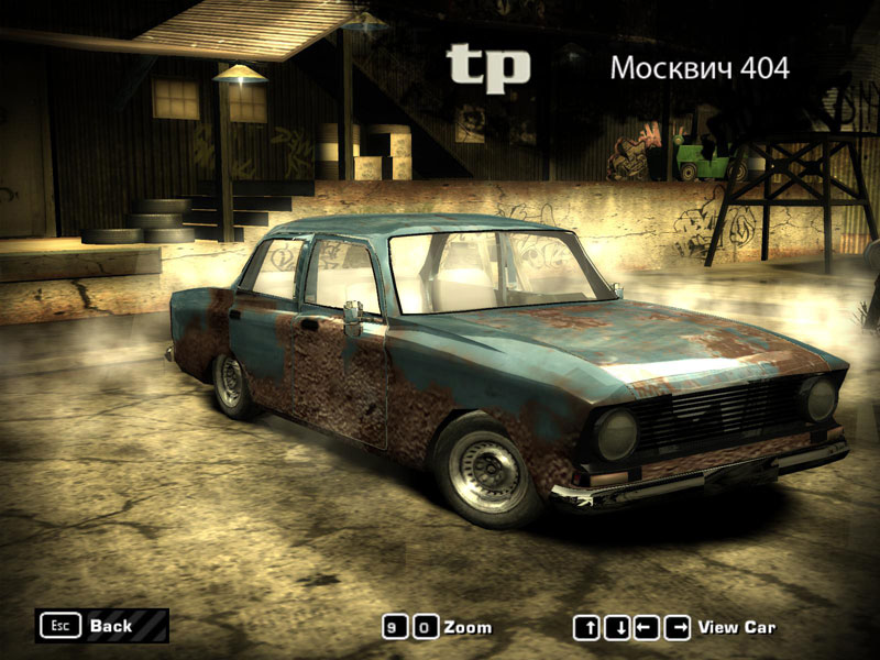 Мод Для Need For Speed Most Wanted Скачать - фото 10